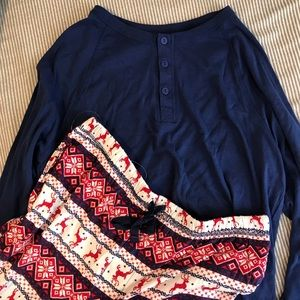 Other - New men's pajama bundle